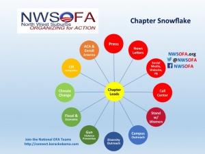 NWSOFA Chapter Snowflake